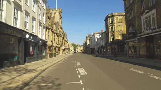 Oxford High Street Fortitude Video